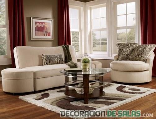 alfombras estampadas para decorar