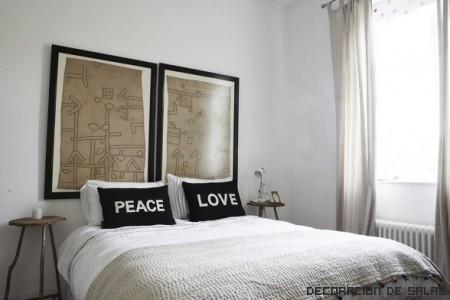 amuebla el dormitorio