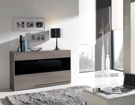 muebles en color ceniza