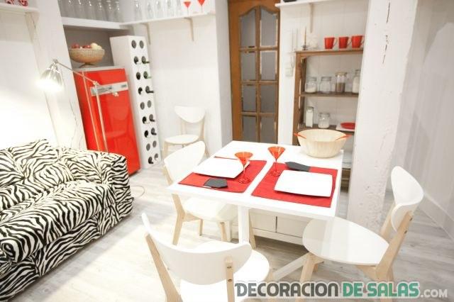 apartamento pequeño y bonito