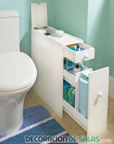 armario almacenaje para baño