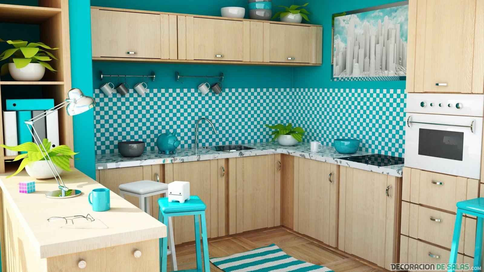 azulejos con mosaicos