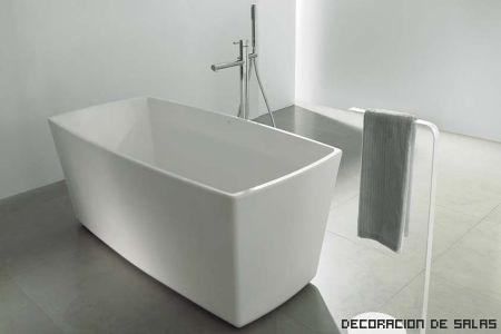 bañera ceramica