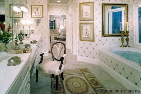 Baño barroco