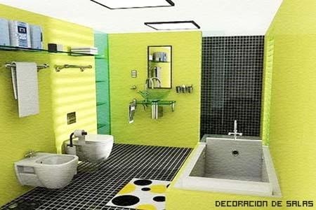 baño energia