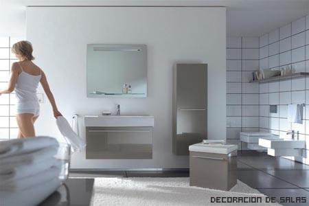 baño lacado