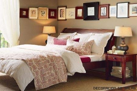 cama acogedora