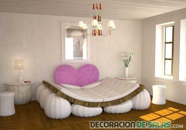 cama ondulada infantil