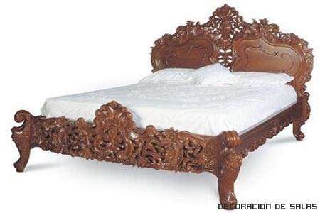 cama rococo