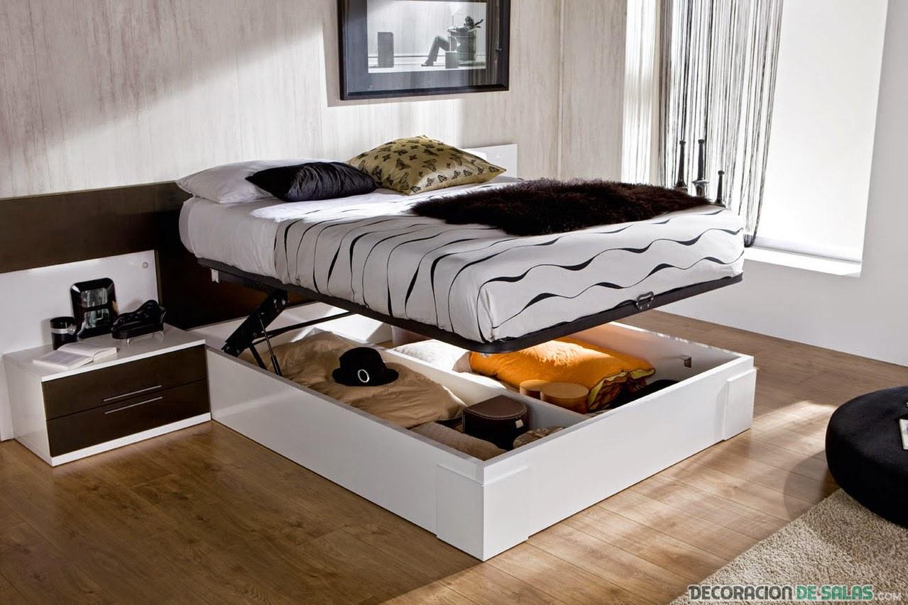 camas canapés