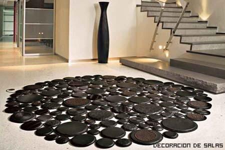 cambia la alfombra