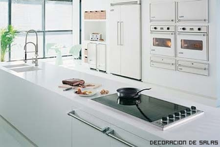 cocina inducción