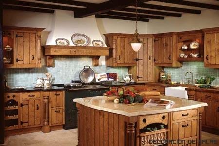 cocina rustica italiana