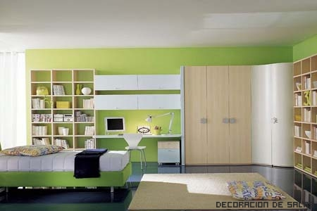 combinar verde