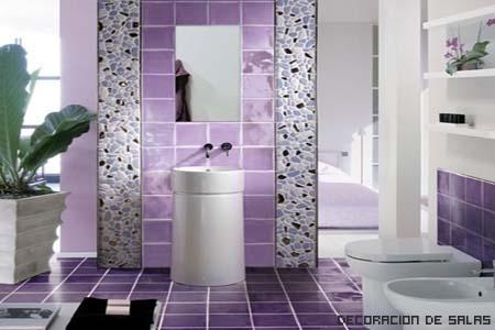 combinar violeta