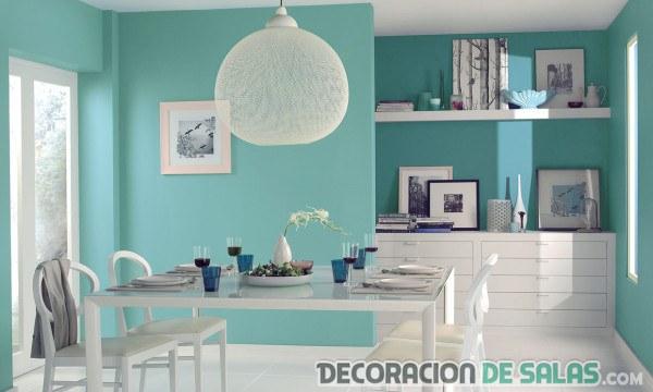 Los mejores colores para tu comedor | Decoración de Salas