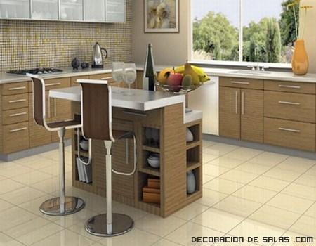 Ideas para limpiar las cocinas