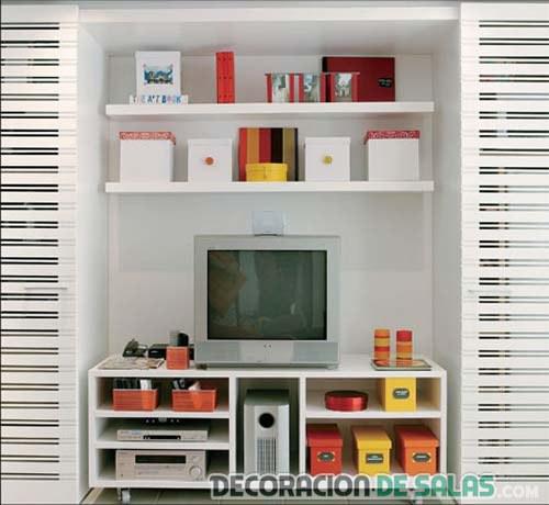 cómo organizar una habitacion