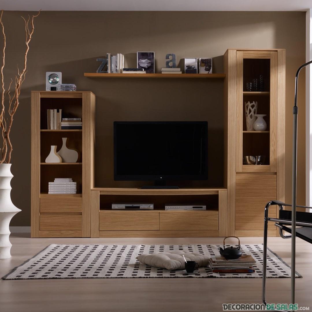 composición de madera vintage