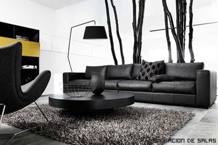 conjunto sofa oscuro