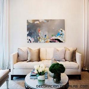 cuadros para decorar salones