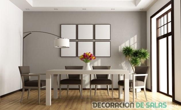 decoración de interiores con flores naturales