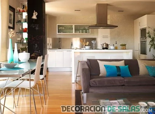 Decoración de interiores modernos