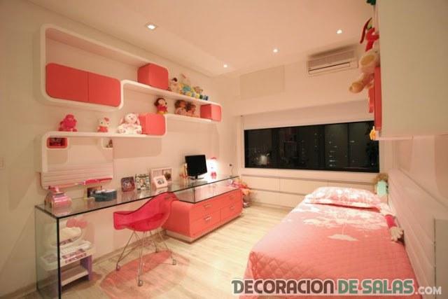 decoracion dormitorio para chicas