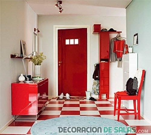 decorar puertas de entrada
