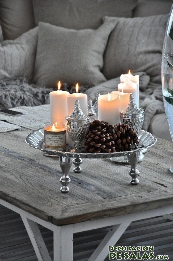 detalles decorativos en plata