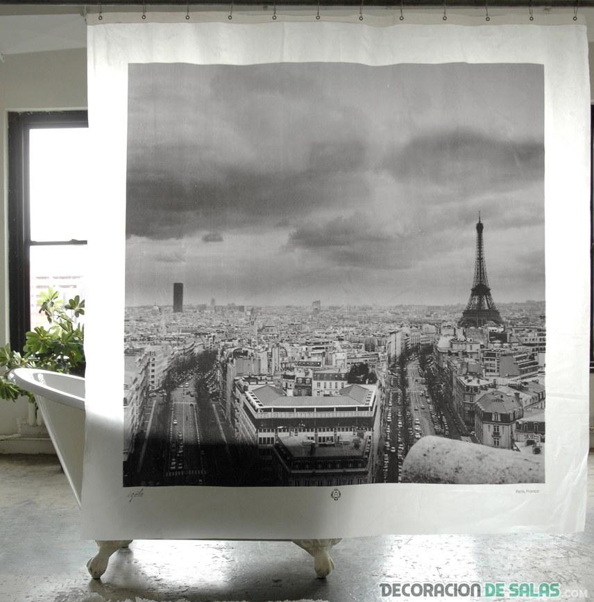 dibujos de ciudades para cortinas
