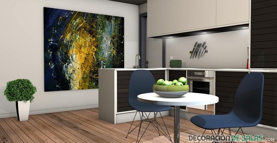 diseño cocina moderna por ordenador