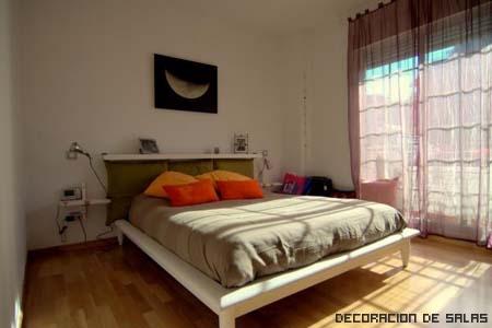 dormitorio alquiler