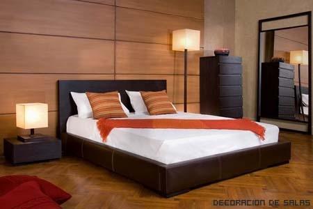 dormitorio asimetrico