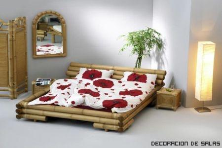 dormitorio bambu