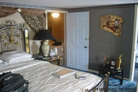 dormitorio egipcio