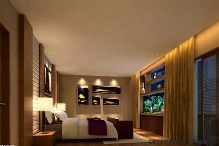 dormitorio LED