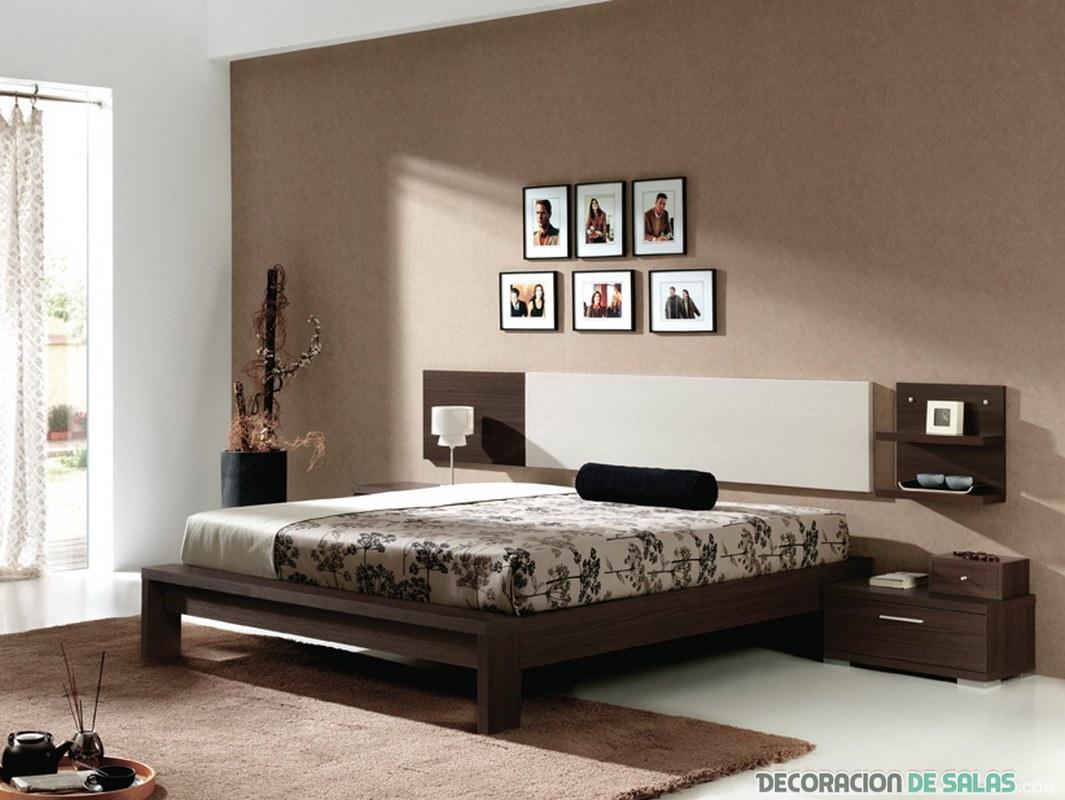 dormitorio matrimonio elegante