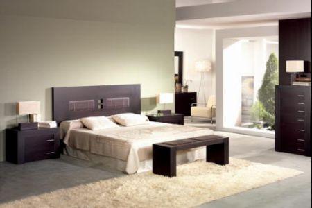 dormitorio mueble wengue