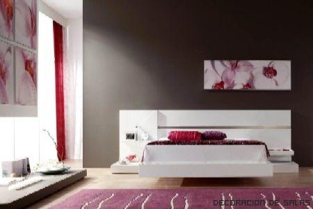 dormitorio muebles minimalistas