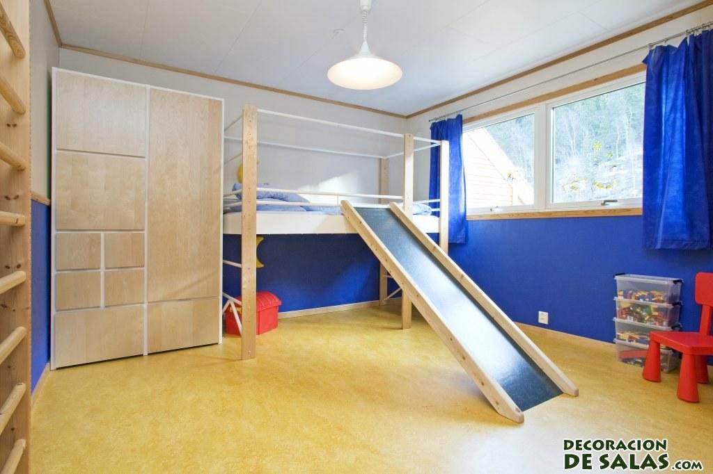 dormitorios infantiles y originales
