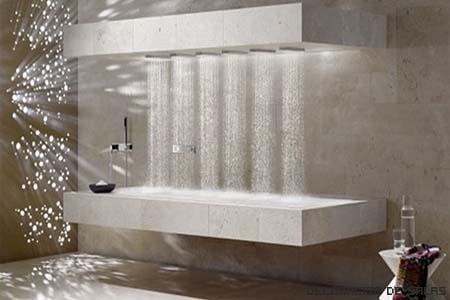 duchas horizontales relax