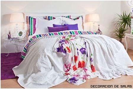 elige la ropa de cama
