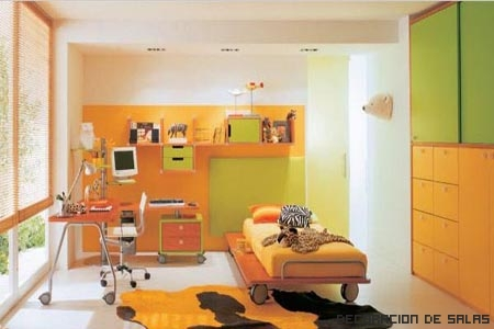 espacio habitación