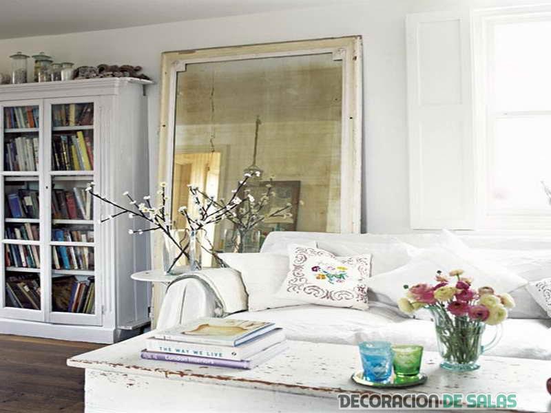 espejo de pie para decorar salones