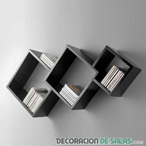 estantes originales para decorar