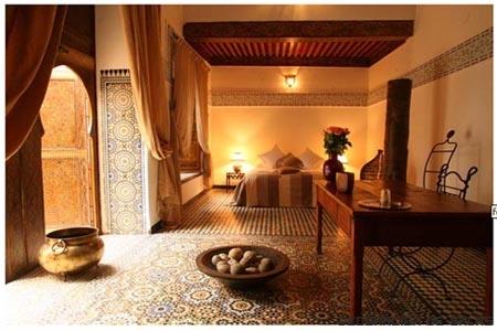 estilo marroqui