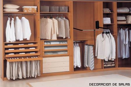 gana espacio en el armario