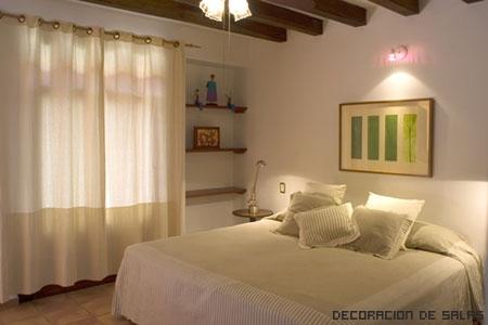 espacio dormitorio