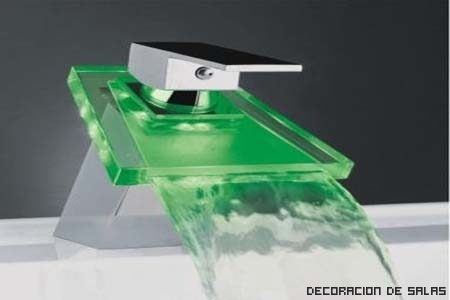 grifo cristal LED
